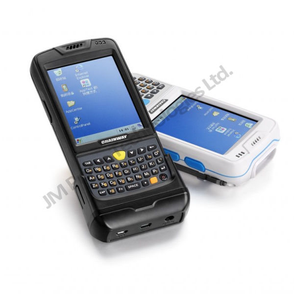 Asset tracking RFID handheld terminal with barcode scanner 13.56mhz mifare wifi bluetooth Wince